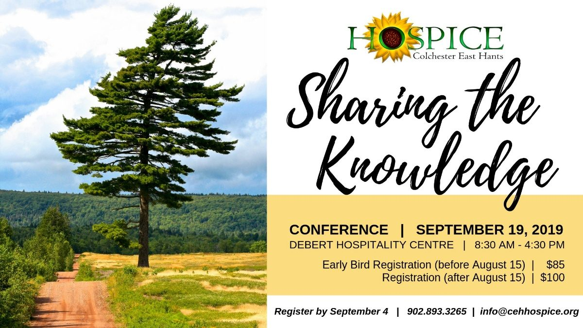 Sharing the Knowledge conference 2019