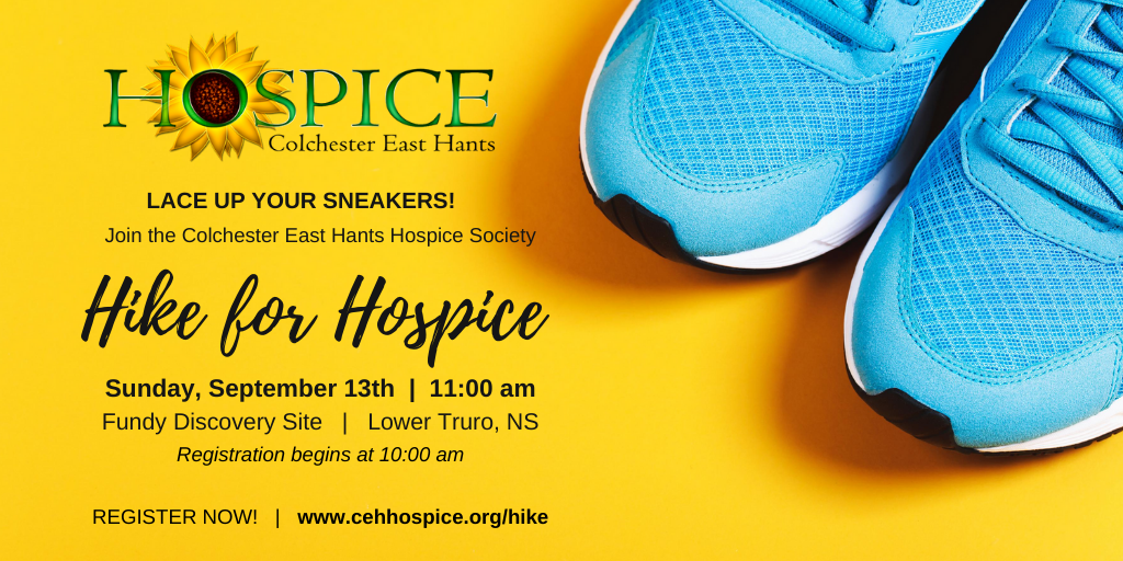 Hike For Hospice Announcement